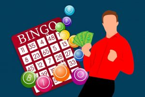 About playing bingo online